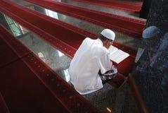 Islamska modlitwa Obrazy Royalty Free