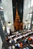 Islamska modlitwa zdjęcie royalty free