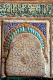 islamska płytka Zdjęcie Stock