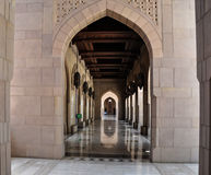 islamska sztuki architektonicznej Obrazy Stock