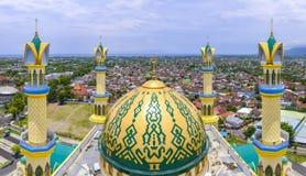 Islamski Centrum meczet w Mataram Zdjęcie Royalty Free