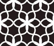 Islamski inspirowany bezszwowy deseniowy wektor Fotografia Stock