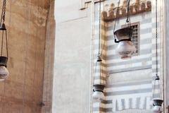 islamski lampion fotografia royalty free