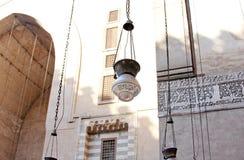 islamski lampion obraz stock