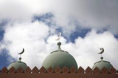 islamski meczetu Obrazy Stock