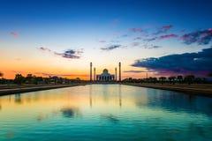 islamski meczetu Zdjęcie Royalty Free