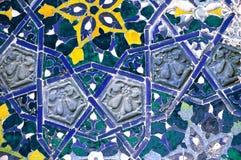 Islamski mozaika wzór Obraz Stock