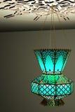 Islamski stylowy lampion Zdjęcia Stock
