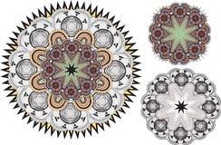 Islamski wzór Zdjęcie Royalty Free