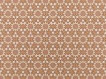 Islamski wzór   Drewniany Obraz Royalty Free
