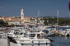 Island Krk, Croatia Stock Image