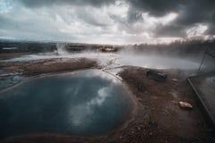 Island är det bästa stället arkivfoton