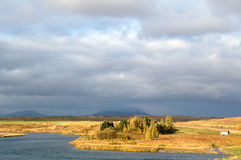 Island Stockbild