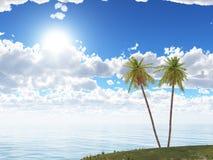 Island Royalty Free Stock Image