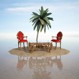 Island Royalty Free Stock Photo