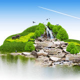 Island Stock Images