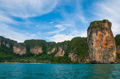 Island. In Krabi Province, Thailand Royalty Free Stock Images