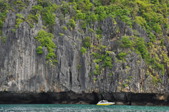 Island. In Krabi Province, Thailand Stock Photo