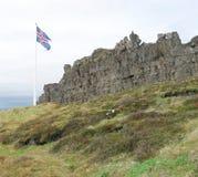 Island arkivfoto