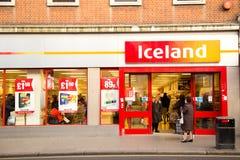 island lizenzfreies stockbild