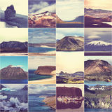island Stockfotos