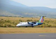 Island Air regional flight from Maui, Hawaii Royalty Free Stock Photo