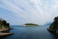 Island in Amasra Stock Photography