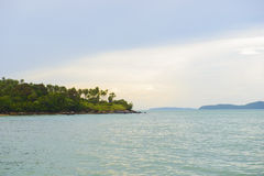 Island in the Andaman Royalty Free Stock Photos