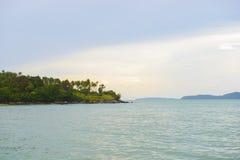Island in the Andaman. Sea Royalty Free Stock Photos