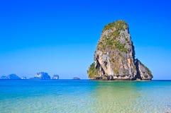 Island in Andaman sea Stock Image