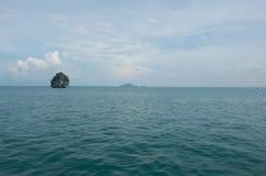 Island andaman sea,Krabi Province Thailand Stock Image