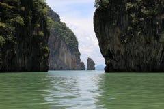 Island in Andaman sea Royalty Free Stock Image