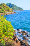 Island in Andaman sea Royalty Free Stock Photos