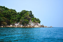 Island in Andaman sea, Thailand Royalty Free Stock Photography