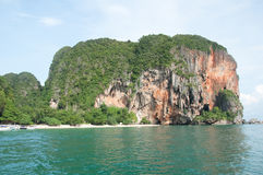 Island andaman sea,Thailand Royalty Free Stock Image