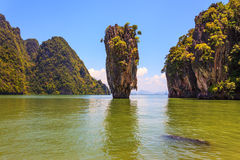 Island in the Andaman Sea Royalty Free Stock Photography