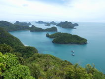 Island, Ang Thong National Marine Park Stock Image