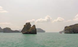 Island at Ang Thong national park ,Thailand Stock Photos