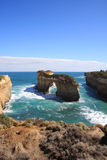 Island Archway The Great Ocean Road Australia Stock Photo