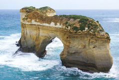 Island Archway, Great Ocean Road Royalty Free Stock Image