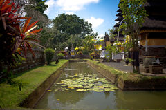 On the island of Bali always good weather! Royalty Free Stock Photo