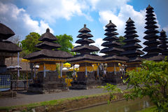 On the island of Bali always good weather! Royalty Free Stock Image
