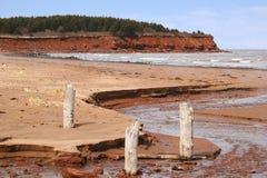 Island Beach Stock Photography