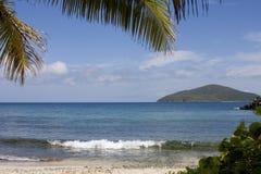 Island beach paradise Stock Image