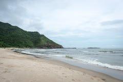 Island beach scenery in China Stock Photography