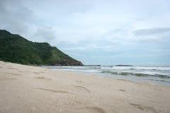 Island beach scenery in China Royalty Free Stock Image