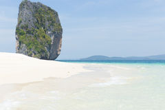 Island, beautiful ocean sea beach seascape Thailand Andaman Islands summer travel Royalty Free Stock Photos