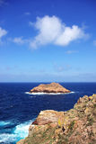 Island of berlengas Stock Photos