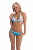 Island Bikini Blonde Stock Photos