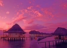 Island Bocas del Torro Fotografia Stock